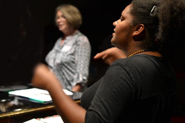 Ella Peilhon Professeur de Chant